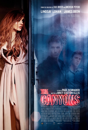 the-canyons-affiche