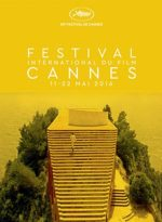 Official Cannes Film Festival 2016 poster