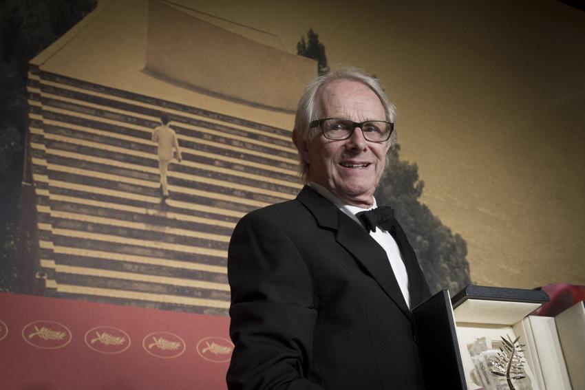 Ken Loach au 69e Festival de Cannes