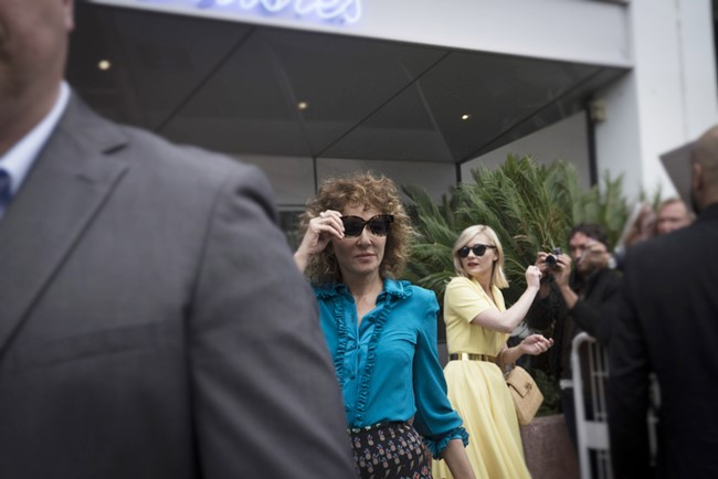 Cannes Film Festival : Jour 1